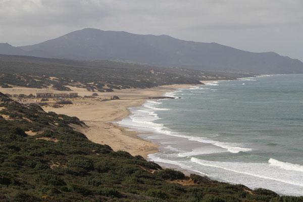Cala Piscinas - Costa Verde