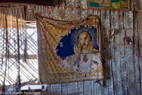 Jesus & Spiderman - auch das gibt´s im Oman