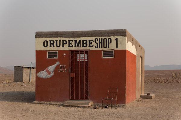 Supermarkt in Orumpembe