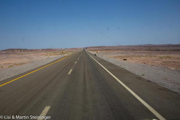 auf nach Norden - die 1000km schaffen wir