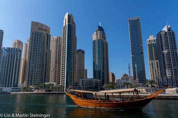 Glitzerwelt Dubai