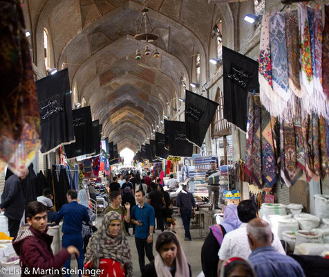 Vakil-Bazar in Shiraz