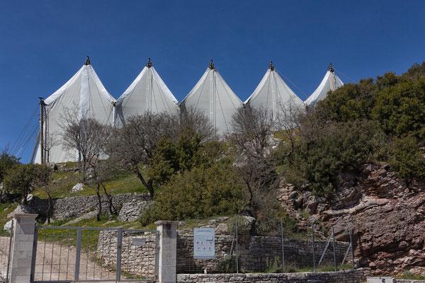 Bassai Tempel