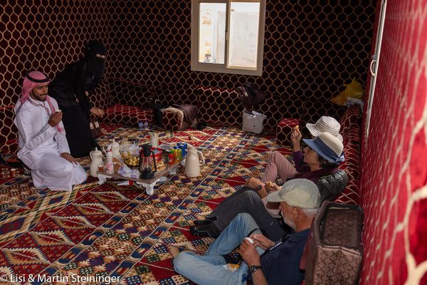 Saudi Coffee time