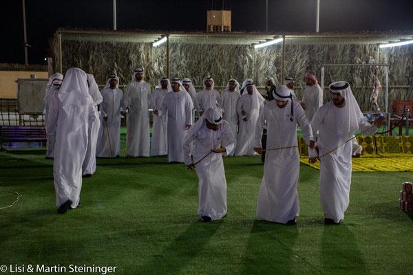 dancing sheiks