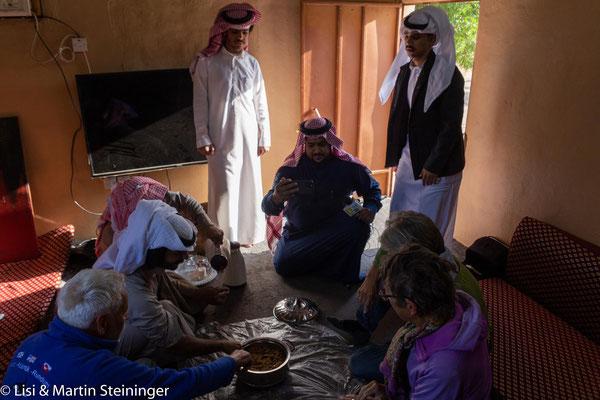 saudisches Frühstück