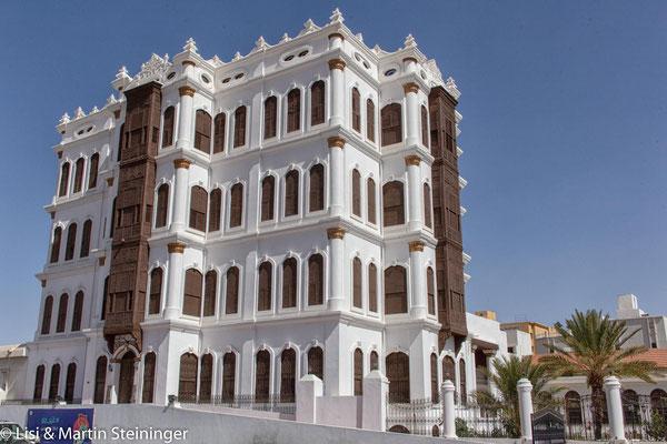 ehemaliger Sommerpalst des Königs in Taif