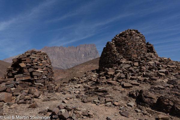 beehive tombs von Al Ayn