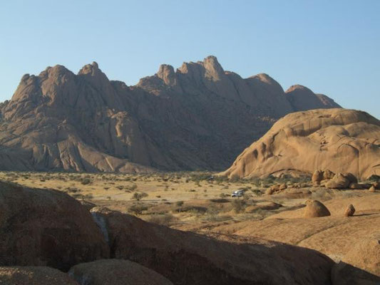Camp Spitzkoppe