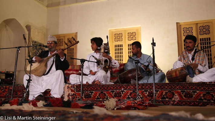 Folk Festival in Kerman