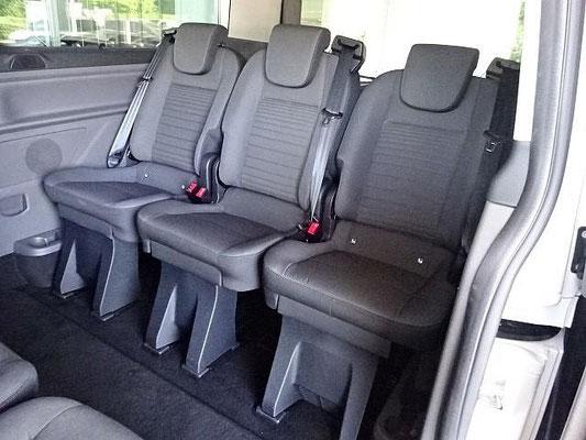 Original 8 Einzelsitze - sehr variabel