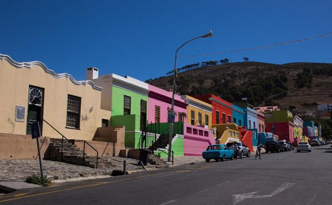 Boo Kap Viertel  Capetown