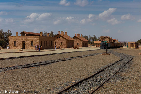Hedschahbahn - einst von Damaskus nach Medina