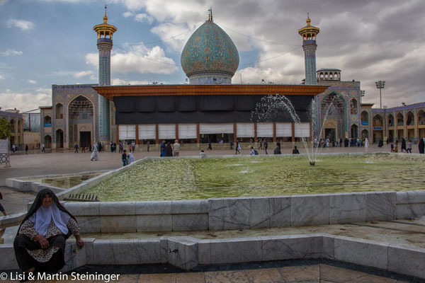 Shah-Cheragh Heiligtum / Shiraz