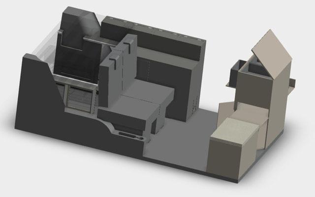 3D-Modelle helfen bei der ausgiebigen Planung