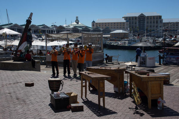 Waterfront Capetown