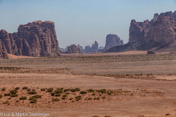 Hisma desert