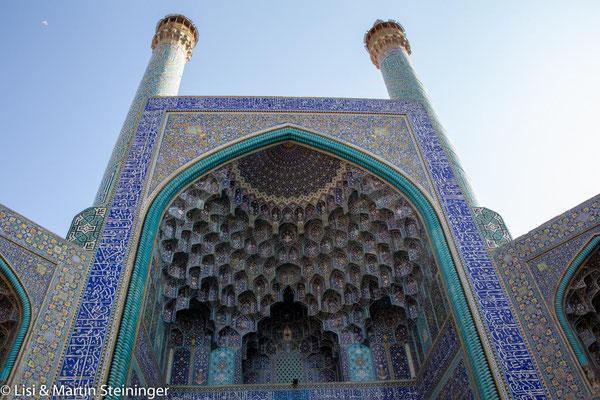 große Moschee in Esfahan