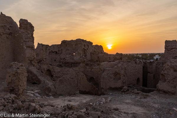 Abschied vom Oman