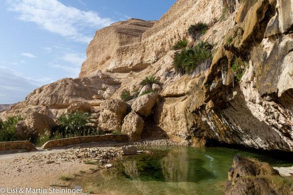 Bad im Wadi Ash Shuwaymiyah