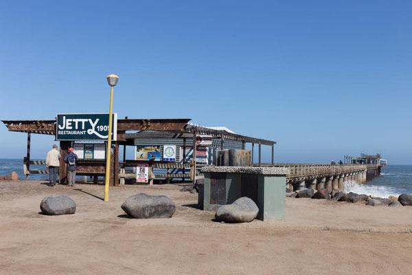 Pier Jetty in Swakopmund