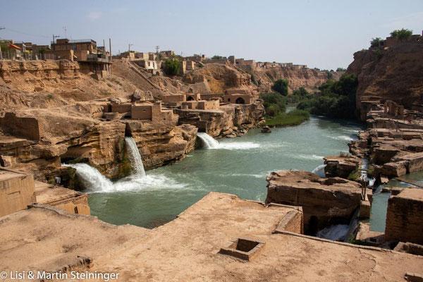 Wassermühlen in Shushtar