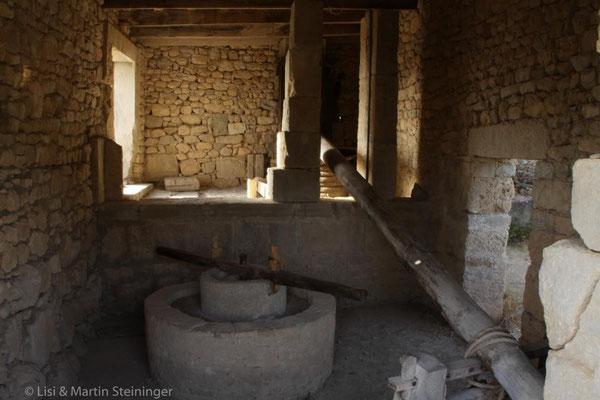 Ölmühle und -presse in Volubilis