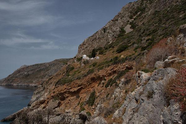 Kloster Irini - Kap Maleas