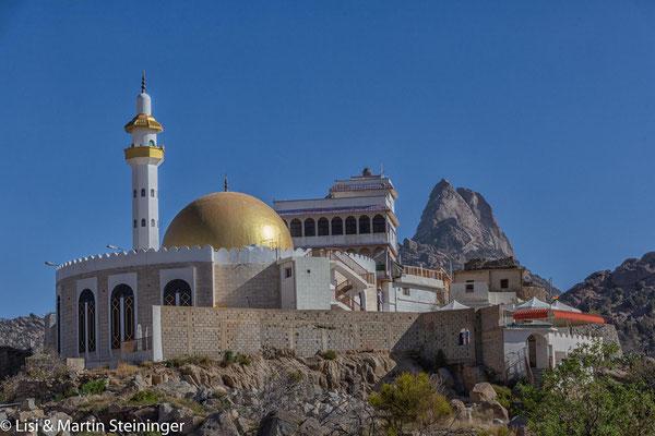 Moscheen gibt es überall