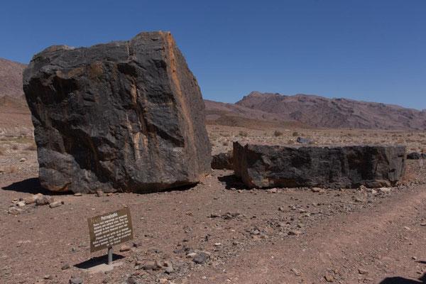 Petroglyphen am Helskloofpass