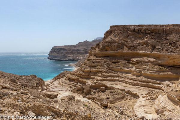 Küste in Dhofar