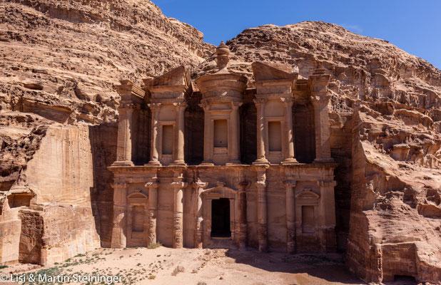 Tempel Ed Deir Petra
