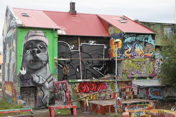 Reykjavik: Szene