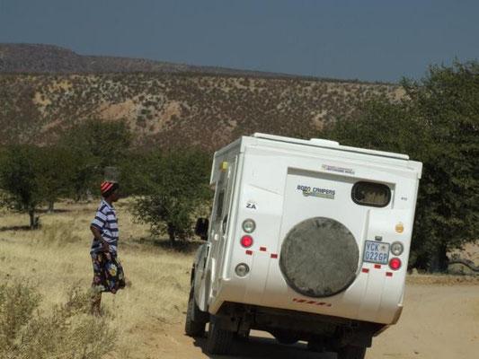 im Land der Himbas