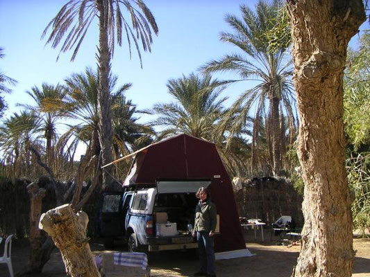 Campingplatz Douz