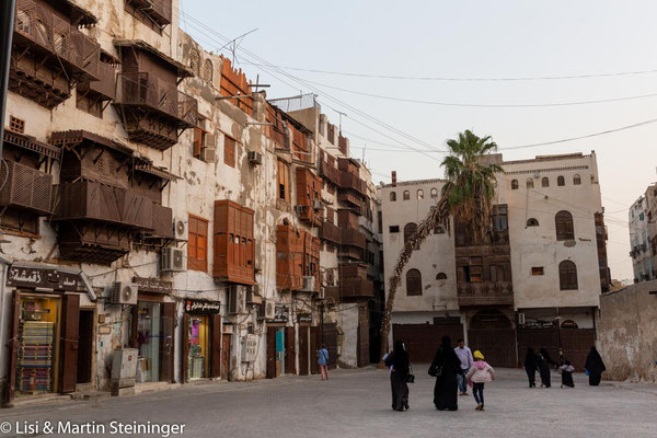 Jeddah Altstadt