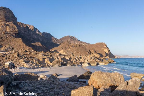 Traumbucht Fizaya beach