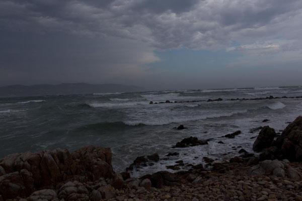 Gewitter in der Buffolo Bay