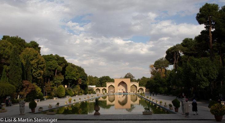 Esfahan die Stadt der Gärten