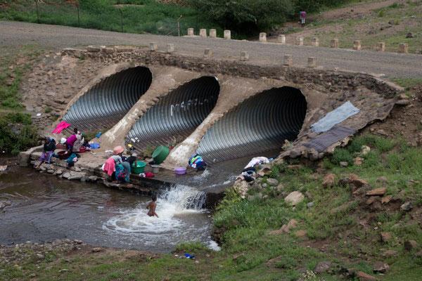 Alltagsleben in Lesotho