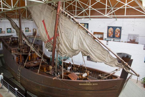 B. Diaz Museum - Schiffsnachbau