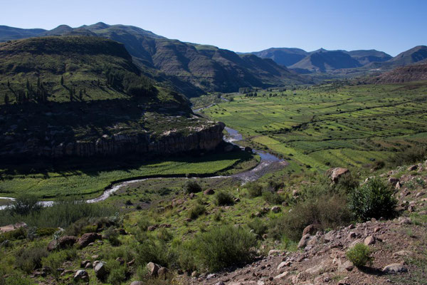 zum Maphooaneng-Pass