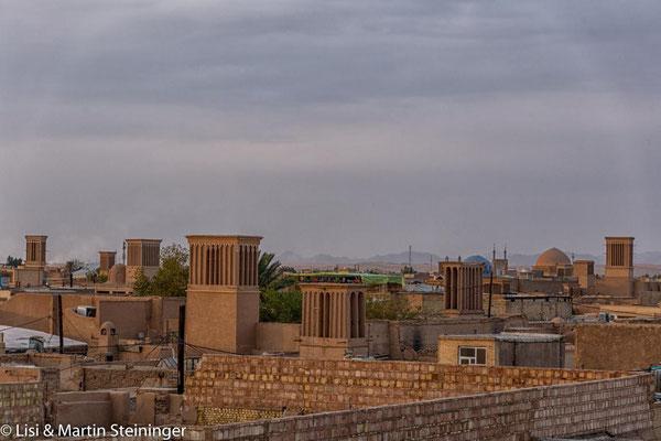 Windtürme Yazd
