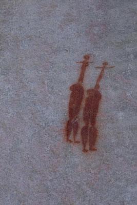 San-Malereien