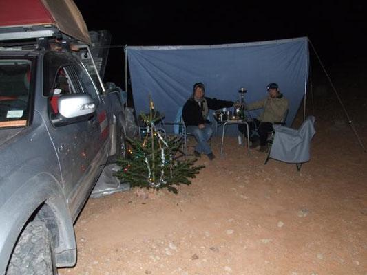 Weihnachten in der Steinwüste