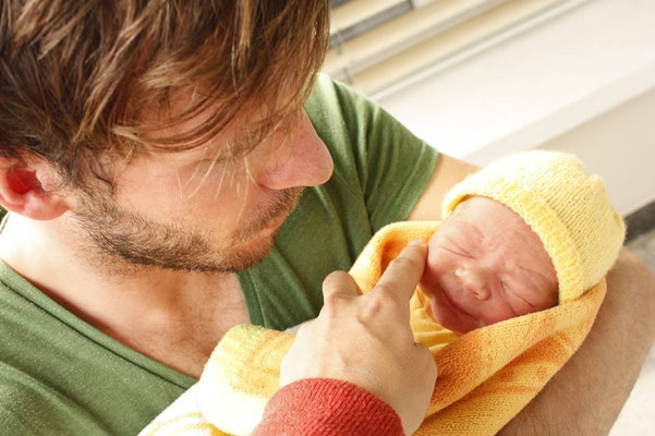Emil bei Papa