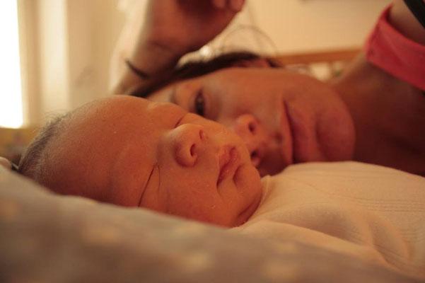 Emil, 5 Tage alt