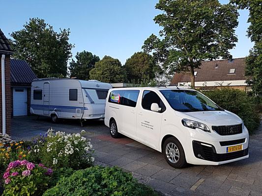 Wijnholt Service Caravan Transport