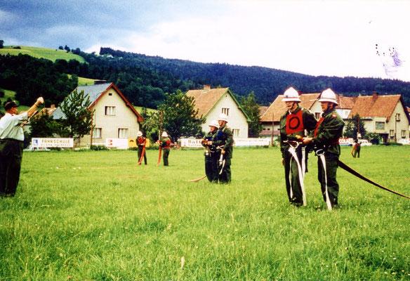 Bewerbe Hainfeld