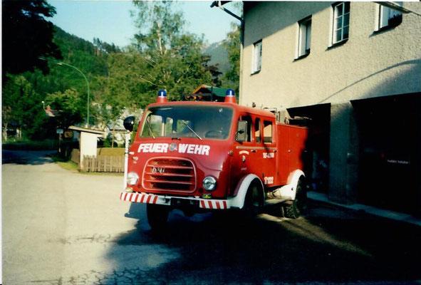 Steyr 680 von der FF Wilhelmsburg